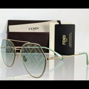 Brand New Authentic Fendi FF 0194/S Sunglasses